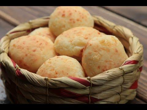 Pan de yuca, pain de farine de manioc et fromage