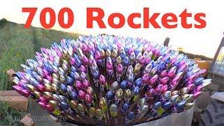 Firework Rocket Mushroom (run for your life)