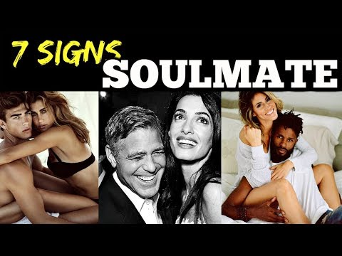 7 Signs you FOUND your SOULMATE - RELATIONSHIP advice | Law of Attraction 2018