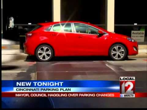 Mayor and council haggling over parking changes