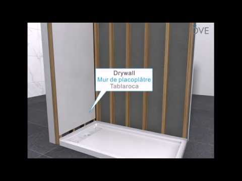OVE Shower Base Installation - General Guidelines