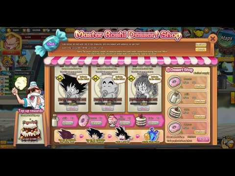 Dragon Ball Z Online Gameplay Part 77