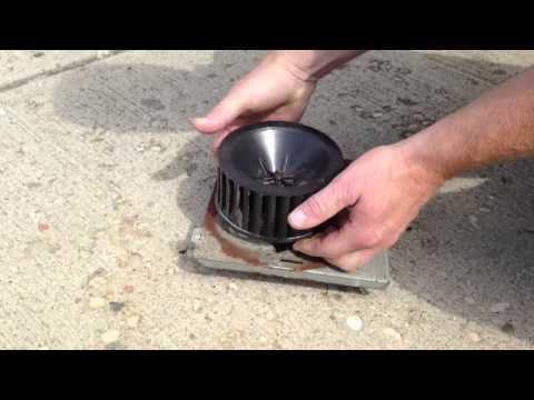 Repairing a NuTone bathroom fan. By How-to Bob