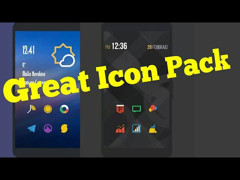 Awesome Icon Pack Must watch | App Review | Episode 13