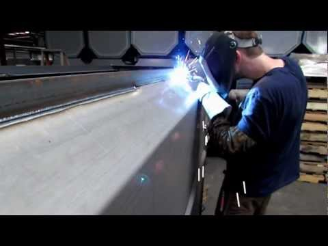 How to Make a Storm Shelter: Fabrication & Welding In-Ground Tornado Storm Shelter