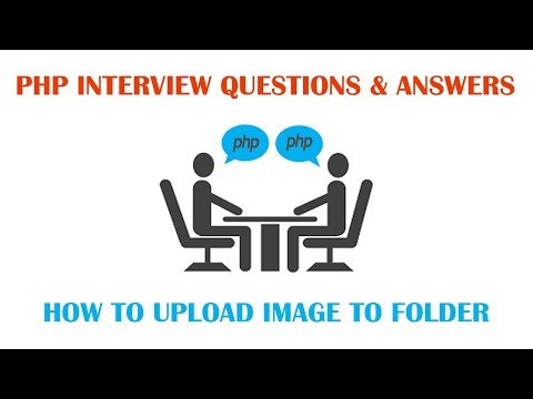 How to move or upload an image to folder using PHP