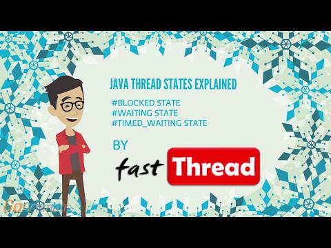 Java Thread States - Fastthread.io