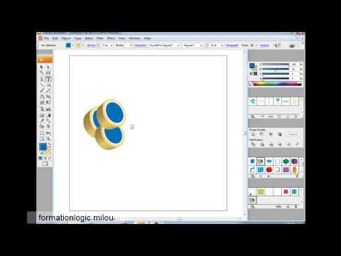 logo design tutorial using illustrator cs3 -4-