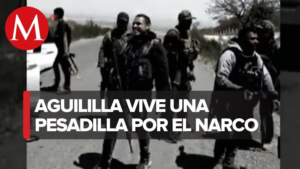 Aguililla, Michoacán está tomada por integrantes del CJNG