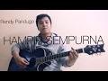 Rendy Pandugo - Hampir Sempurna OST Galih dan Ratna Cover Acoustic