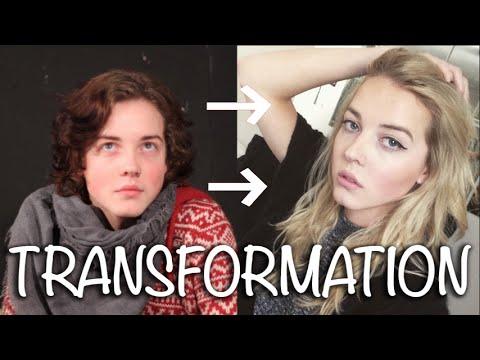 Male to Female - Transgender Transition Timeline