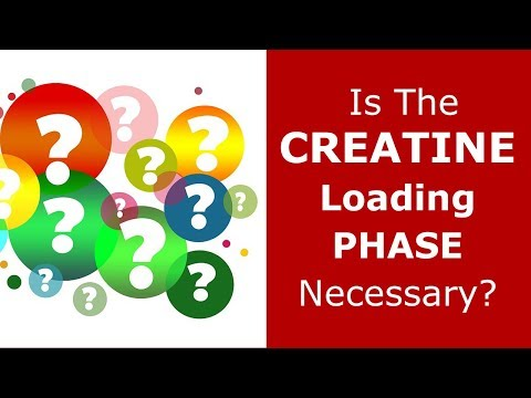 Is the Creatine Loading Phase Necessary?