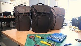 Bag design with Peak Design | Bag Week
