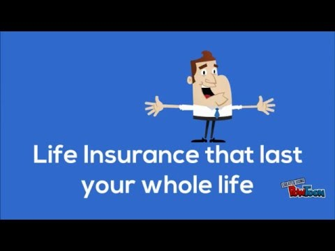 What is Whole Life Insurance ?