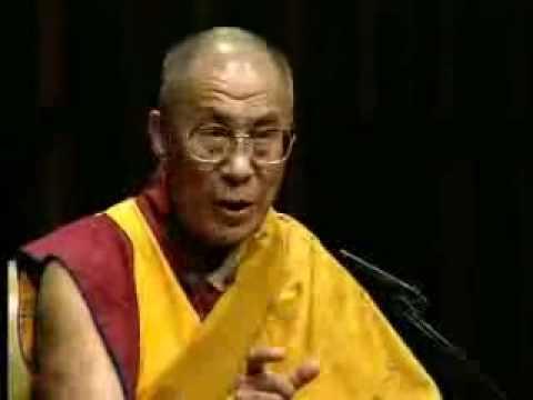 Dalai Lama - Be determined