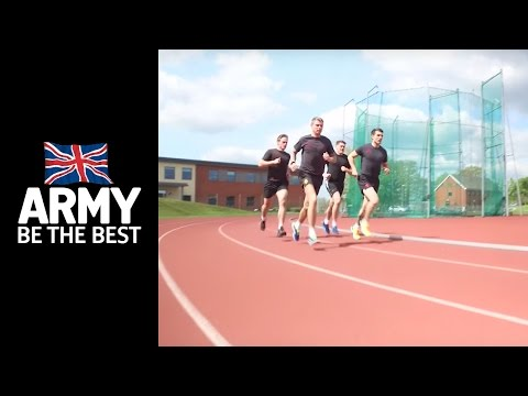 11 Days to get Army Fit: Running - Fitness - Army Jobs
