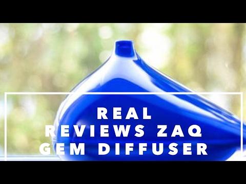 Real Reviews: ZAQ Gem Diffuser