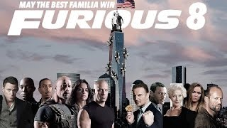 Fast and Furious 8 Movie Full Cast official