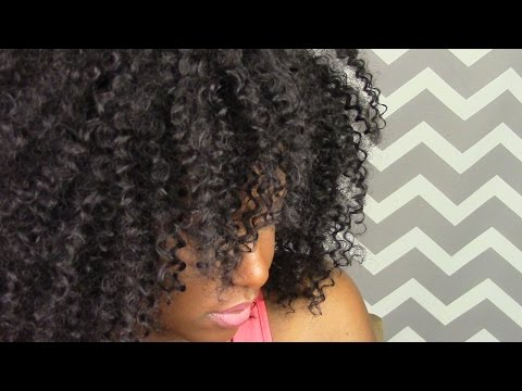 Best Affordable Natural Hair Extensions {Sensationnel Premium Too Jerry Curl}