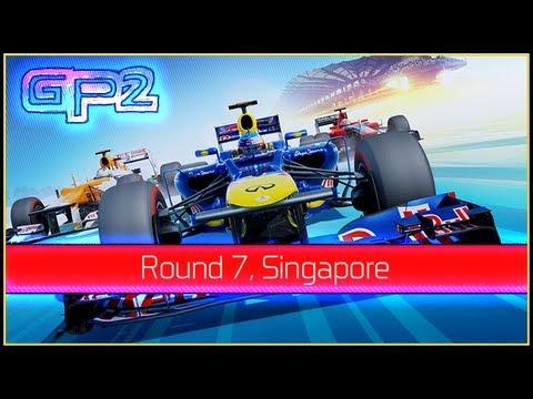 CBF 360 | GP2 2012 World Championship | Season 9 - Round 7 : Singapore GP (Gameplay/Commentary)