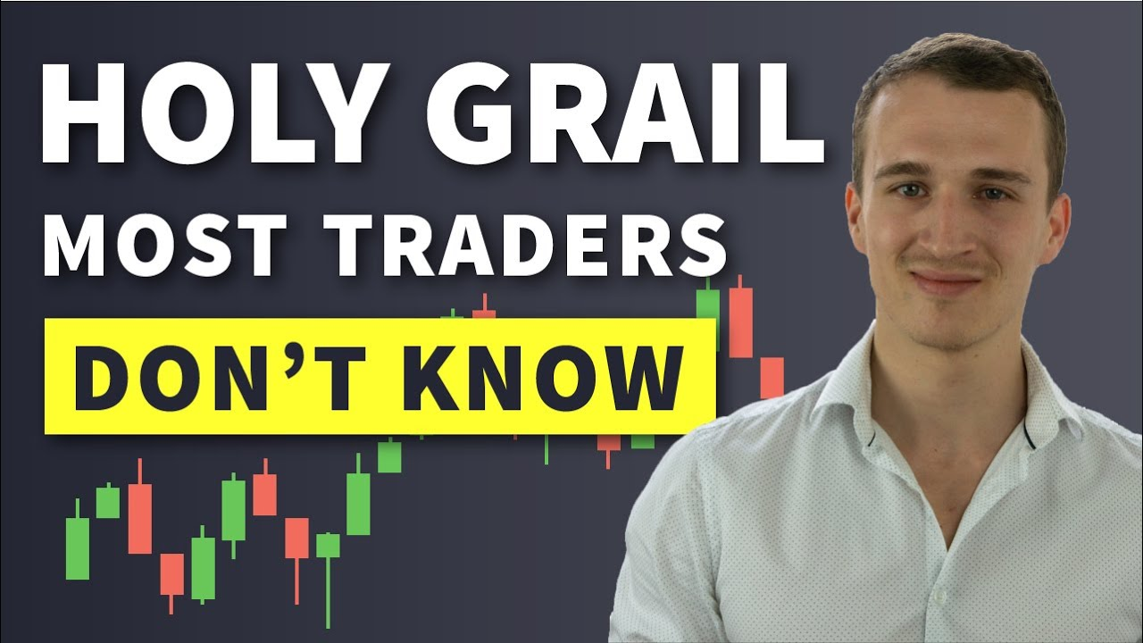The holy grail of trading most traders don't know (Hint: it's not a trading strategy)