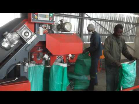 Charcoal Bag Filling Machine