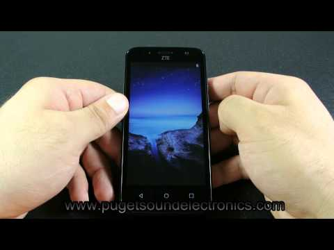 How To Unlock At&t ZTE Maven Z812