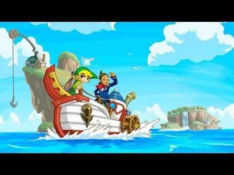 Legend of Zelda Morning Music!