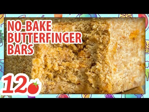 How to Make: Nutter Butter Butterfinger Bars
