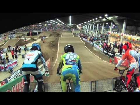 Bicycle Motocross Crash 2015 - Brennan Buiso