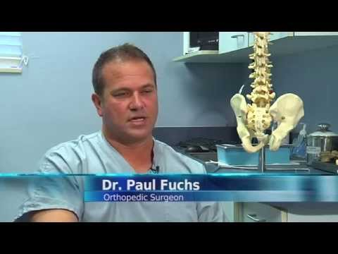 Fast Fix for Fractured Spine