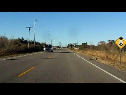 LA 27 (LA 82 to LA 1256) northbound (Part 2/4)