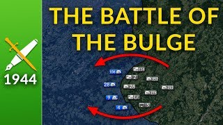 Battle of the Bulge 1944 DOCUMENTARY