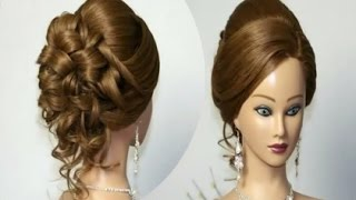 Tuto coiffure de mariage facile