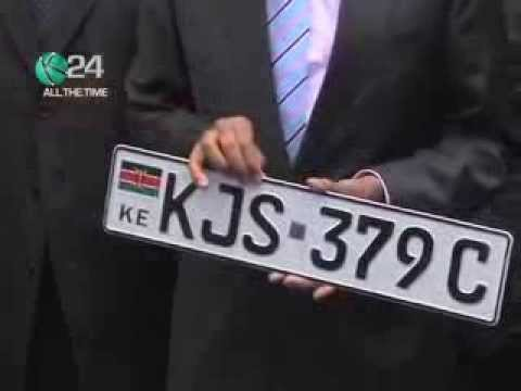 Microchip-Fitted Number Plates To Be Commissioned This Year To Track Vehicles
