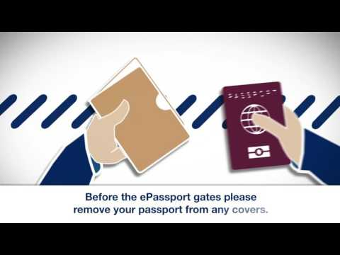 ePassport Gates: For smarter and quicker entry into the UK