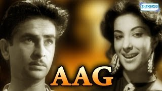 Aag (1948) - Raj Kapoor, Nargis - Full Length High Quality Movie