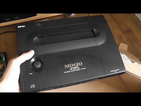 Let's Repair - Ebay Junk - 2x Neo Geo AES Systems For £21! - SNK Double Deal