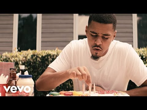 J. Cole - Crooked Smile (Video) ft. TLC