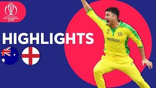 Finch & Starc Star at Lord