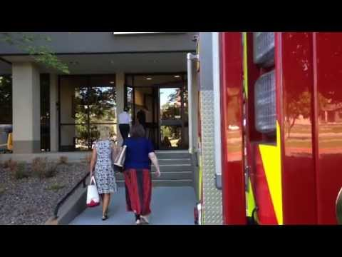 West Metro Fire Rescue Evacuation Drill