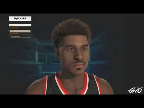 NBA 2K15 - MyPlayer Hairstyles and Tattoos