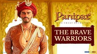 Panipat |The Brave Warriors|Sanjay Dutt, Arjun Kapoor, Kriti Sanon|Ashutosh Gowariker|In Cinemas Now