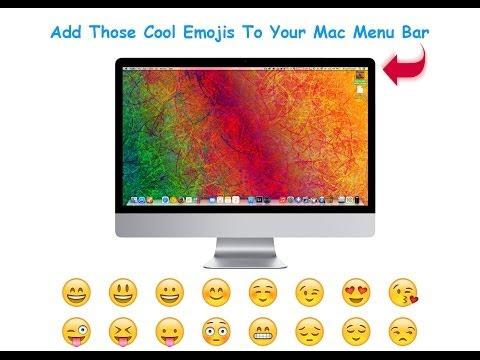 Customize Your Mac With Emojis