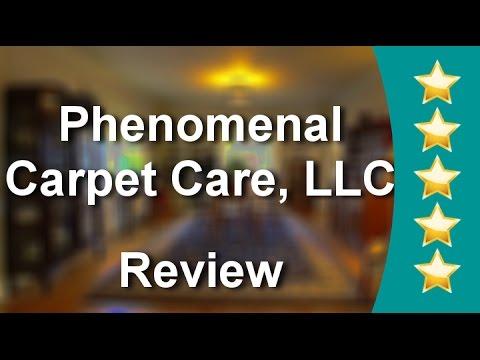 Phenomenal Carpet Care, LLC Madison Great 5 Star Review by Kristi L.