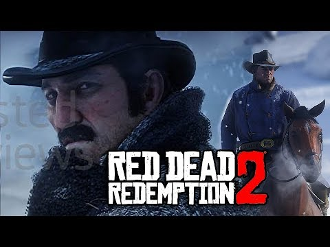 Red Dead Redemption 2 Huge Leak - First Person, Multiplayer Details & More (RDR2)