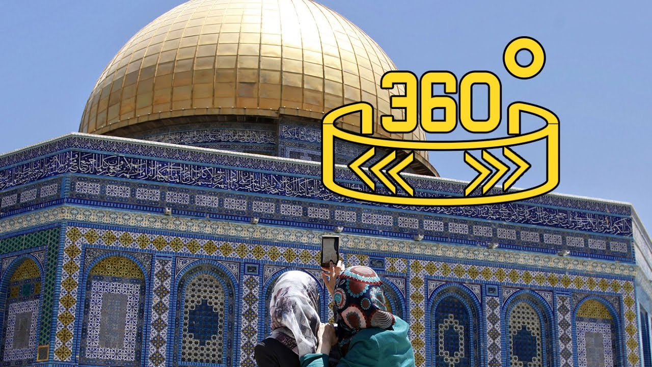 360 WION: What makes Jerusalem so holy to Muslims?