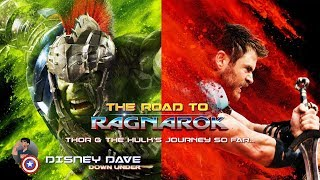 MCU Recap: THOR RAGNAROK Everything You Need to Know Before You Watch
