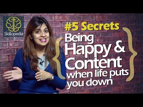 How to stay Happy, Motivated & Positive in life? Personality development & Confidence building.
