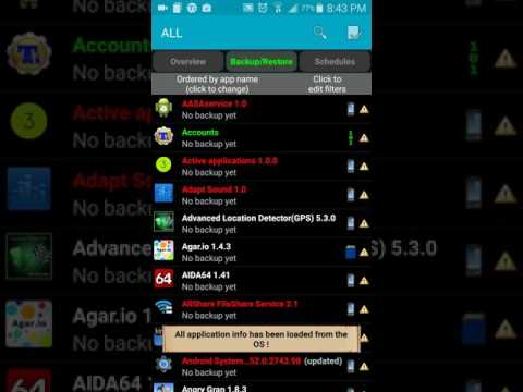 How to uninstall AT&T apps preinstalled application Android phone